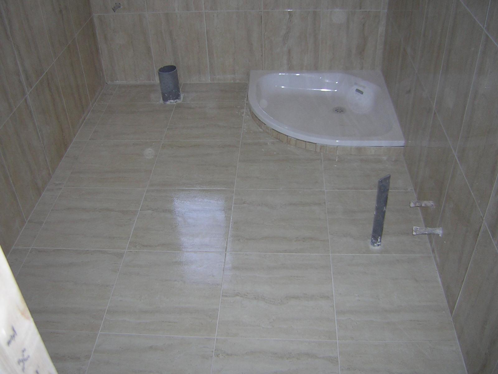 Alicatados y solados stjepan bogadi for Ver cuartos de bano con ducha